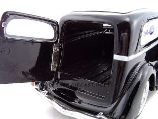 of 1935 Ford Sedan Delivery Parts die cast car by Unique Replicate