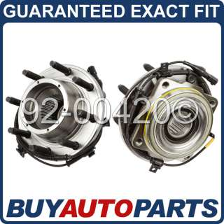 NEW FRONT WHEEL HUB BEARING FORD SUPERDUTY 4X4