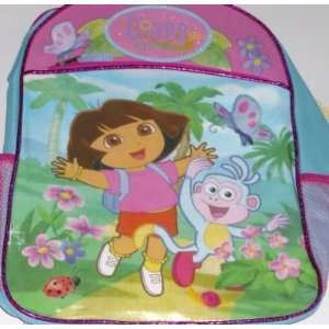 Dora Explorer Girl Backpack Travel School Day Back Pack