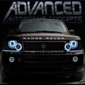 Range Rover SPORT HSE Land Headlight HALO Demon Eye Kit