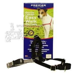 Gentle Leader Easy Walk Dog Harness Small Black Pet
