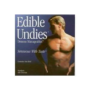 Bundle Edible Undies for Men   Passion Fruit and 2 pack of