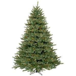 7.5 Pre Lit Blue Frasier Full Artificial Christmas Tree