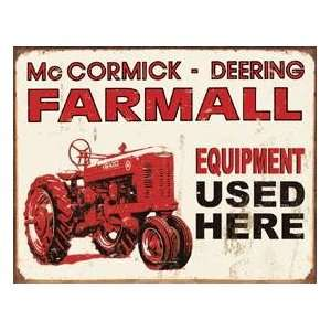 Magnet International Harvester Farmall Tractor #M1278