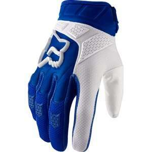 Fox Racing 360 Gloves   Flight Blue Automotive