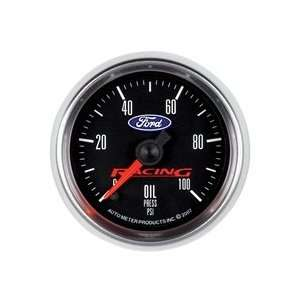 Auto Meter 880085 Ford Racing Series Electric Oil Pressure