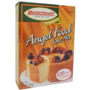 Manischewitz Passover Angel Food Cake Grocery & Gourmet Food