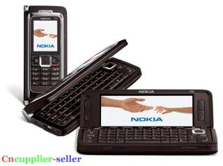 New Nokia E90 Communicator 3G GPS WiFi Unlocked Phone 6417182784576