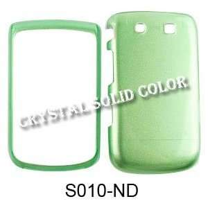 Blackberry Torch 9800 Crystal Solid Green Hard Case,Cover