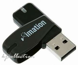 IMATION 4GB 4G USB Flash Memory Drive Pen Stick SWIVEL
