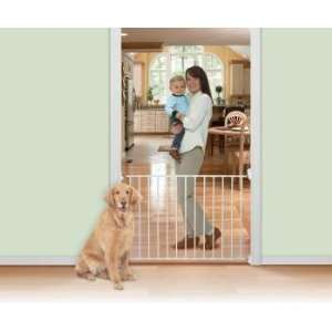 Summer Infant Sure and Secure Secure Entry Metal Gate Baby