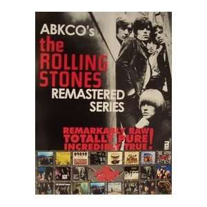 ROLLING STONES AVCO REMASTERED SERIES (ORIGINAL ALBUM