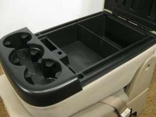 GM Silverado Sierra Jump Seat jumpseat CENTER Console 2007 2008 2009