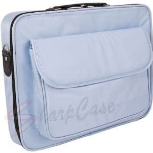 15.6 Laptop Bag 1680D Light Blue Case Pack 10