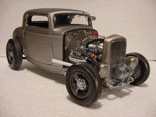 HOT ROD GMP REAL STEEL FORD 3 WINDOW COUPE ROADSTER RODDERS # 4 118