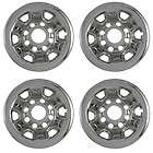 New Chrome Wheel Skins Hub Cap Covers 16 Inch 8 Lug (Fits More than