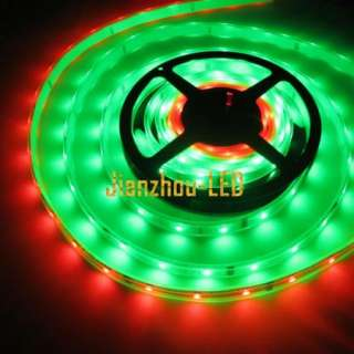 10M Dream color Christmas 5050 RGB Flash LED Strip 94 change + RF
