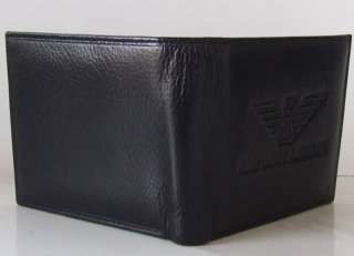 Brand New Emporio Armani Leather Wallet