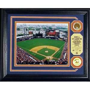 Highland Mint New York Mets Shea Stadium Authenticated