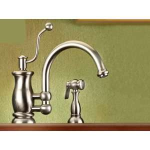 Designs 7705 SN Kitchen Faucets   Single Handle Faucets Home