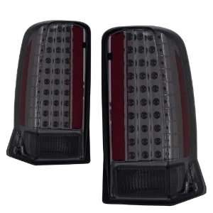 2002 2006 Cadillac Escalade KS Smoke Tail Lights (W/O CAP