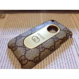 Designer Case Cover Iphone 3gs/3g Gc Style Beige Cell