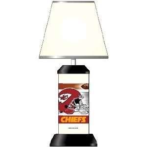 NFL Kansas City Chiefs Nite Light Lamp