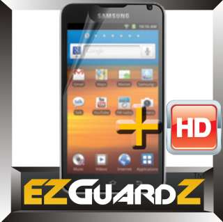6X EZ HD Samsung Galaxy Player 5 Clear LCD Screen Protector Shield