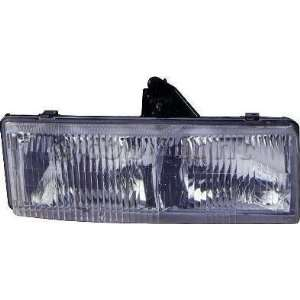 chevy chevrolet ASTRO 95 05 gmc SAFARI light lamp rh Automotive