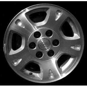 ALLOY WHEEL chevy chevrolet AVALANCHE 02 04 17 inch truck Automotive