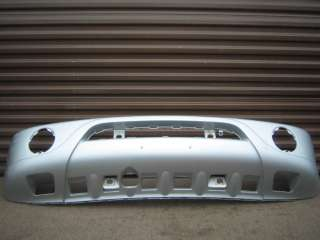 MERCEDES ML55 ML OEM FRONT BUMPER COVER W163 2000 01 02 03 W/ROUND