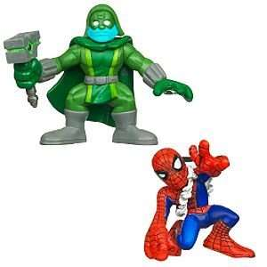 Super Hero Squad    Spider Man and Ronan Action Figures Toys & Games