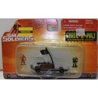Small Soldiers   Skate a pult with Archer & Chip hazard