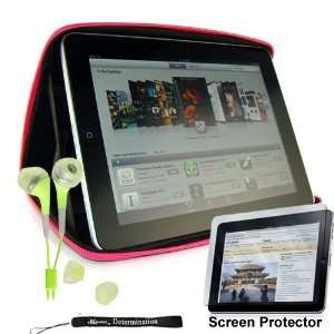 Screen Protector for IPad Tablet (All Models) + Fashion Earbud Headset