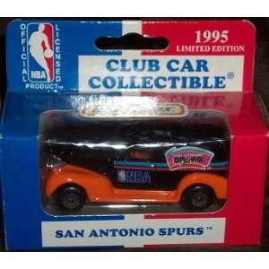 com San Antonio Spurs 1995 Matchbox/White Rose NBA Diecast 39 Chevy