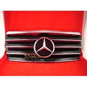 Mercedes E Class W124 Black Grille Grille Grill 1994 1995