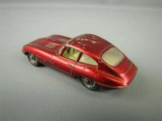 Vintage 62 Matchbox Lesney #32 E Type Jaguar Car