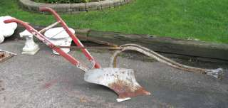 Farm Plow,Walking,Steel Beam,Wood Handles,Horse or Tractor A