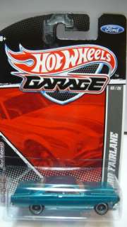 2011 HOT WHEELS GARAGE 66 Ford Fairlane 3/20