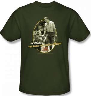 NEW Men Women Ladies Kid Girls Youth SIZES Andy Griffith Fishing T