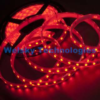 5M 300LEDs 5050 RGB MultiColor LED Strip Light Waterproof 12V IR