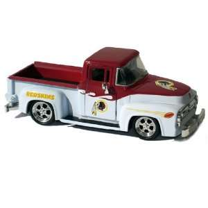 NFL 1956 Ford F 100 Pick Up Truck Redskins