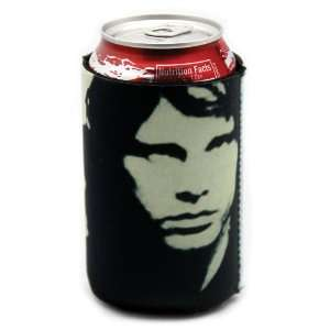 Jim Morrison Celebrity Mugshot Koozie Patio, Lawn