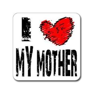 I Love Heart MY MOTHER   Mom   Window Bumper Laptop