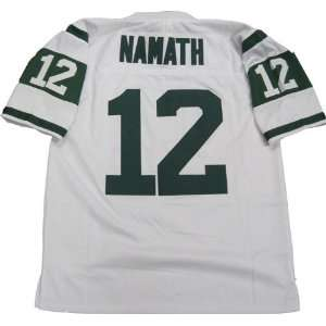 Joe Namath Authentic New York Jets Throwback Jersey   NFL