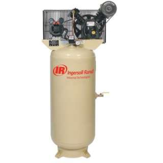 Ingersoll Rand 5 HP Two Stage Compressor (230 Volt/ 1) 2340L5 V at The