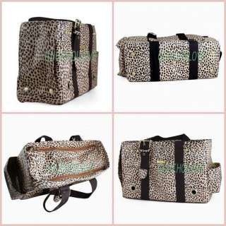 Pet Dog Cat Carrier Tote Bag Handbag Stylish Elegant ★
