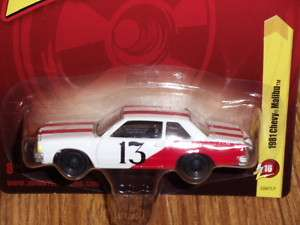 Johnny Lightning FOREVER 81 Chevy Malibu #13