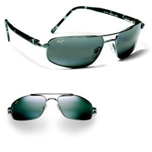 NEW AUTHENTIC MAUI JIM KAHUNA SUNGLASSES 162 02