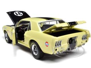 new 1 18 scale diecast model car of 1967 ford mustang t a 31 jerry